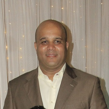 Pastor Jonathan Roscoe