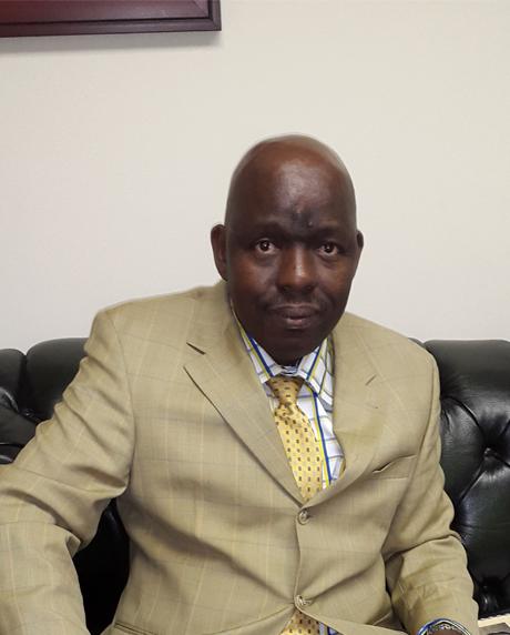 Pastor Thapelo Monyepao