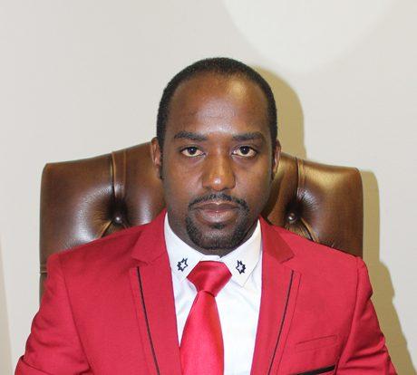 Pastor Tshepo Mashaba